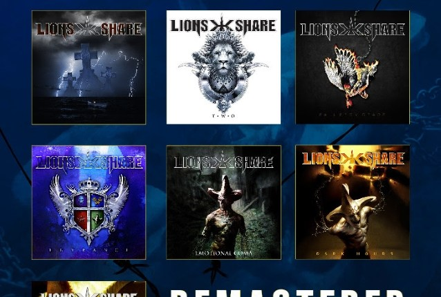 LION'S SHARE's Complete Catalog Available Digitally For First Time