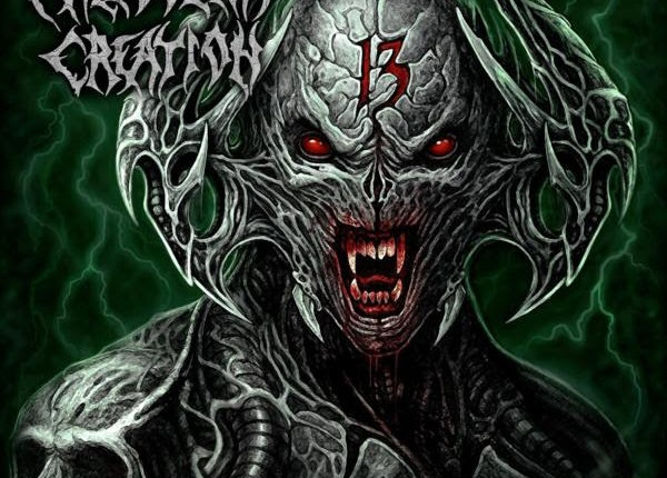 MALEVOLENT CREATION To Release 'The 13th Beast' Album In January; Cover Artwork, Track Listing Revealed