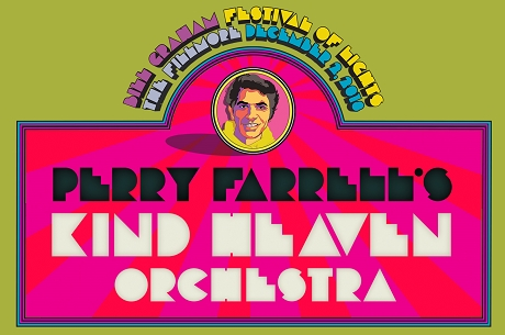 PERRY FARRELL Recruits Ex-PEARL JAM, JANE'S ADDICTION Members For Solo Band, KIND HEAVEN ORCHESTRA