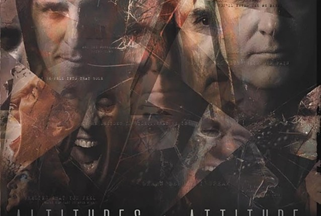 ALTITUDES & ATTITUDE Feat. MEGADETH's ELLEFSON, ANTHRAX's BELLO: Listen To New Song 'Late'