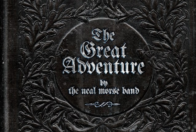 THE NEAL MORSE BAND: Lyric Video For New Song 'Welcome To The World'