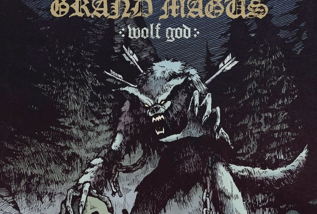 GRAND MAGUS To Release 'Wolf God' Album In April