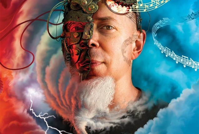 DREAM THEATER's JORDAN RUDESS To Release 'Wired For Madness' Solo Album In April