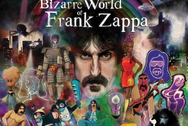 FRANK ZAPPA Hologram Tour Dates Announced