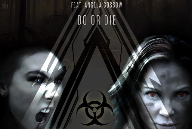 AMARANTHE Releases 'Do Or Die' Single/Video Featuring Ex-ARCH ENEMY Singer ANGELA GOSSOW