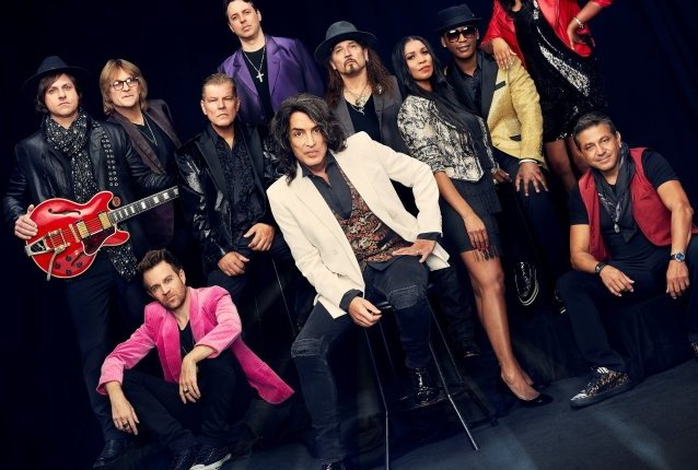 PAUL STANLEY's SOUL STATION To Perform At DETROIT MUSIC AWARDS