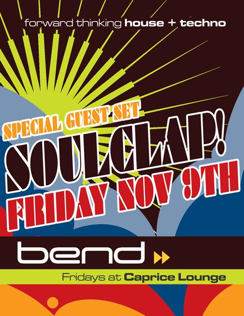Soulclap! at Bend