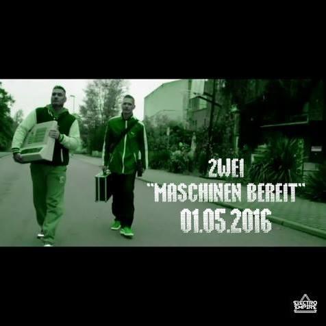 Videopremiere: 2WEI - Maschinen Bereit (Far I Remix)