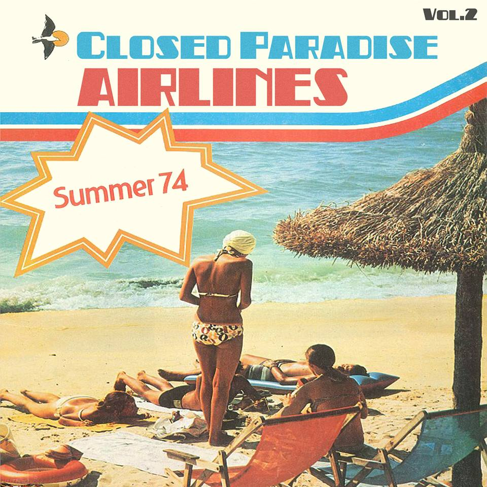 ✈ Closed Paradise AIRLINES Vol.2 ✈ free mixtape ✈