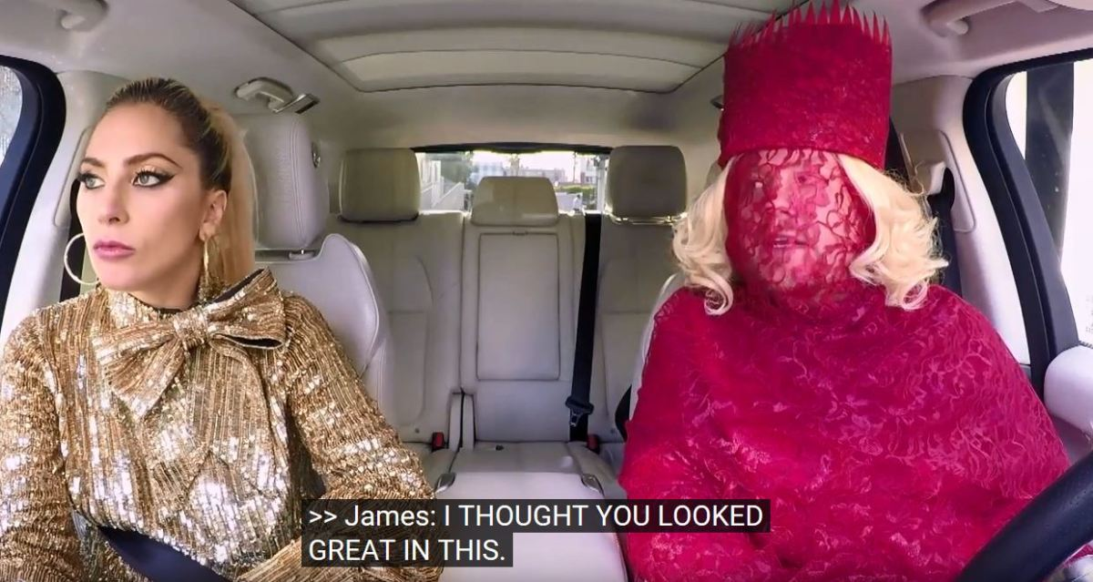 #GagaCarpool - Lady Gaga Carpool Karaoke - Video
