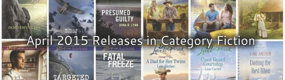 April 2015 Releases in Category Fiction