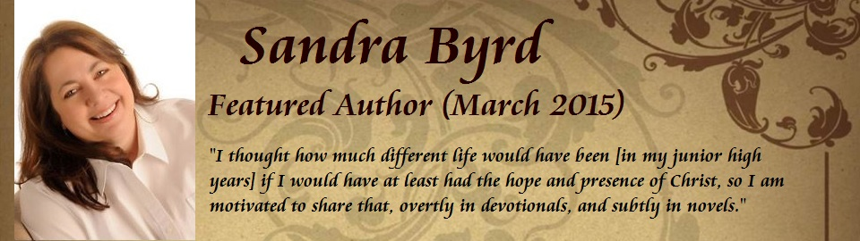 Featured Author: Sandra Byrd