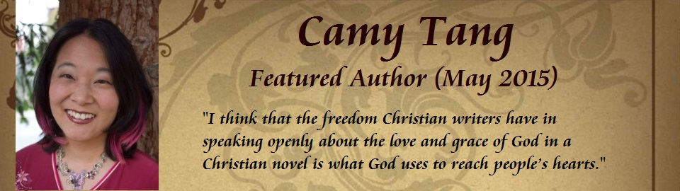 Featured Author: Camy Tang