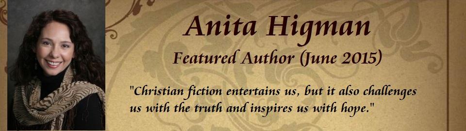Featured Author: Anita Higman