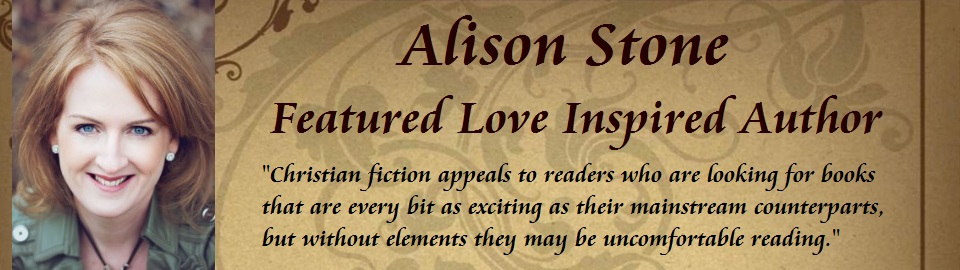Featured Love Inspired Author: Alison Stone