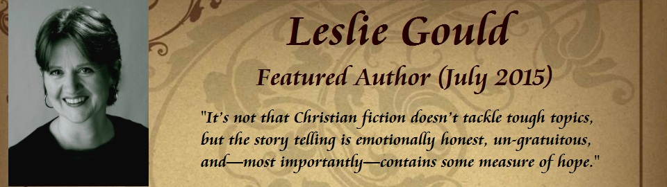 Featured Author: Leslie Gould