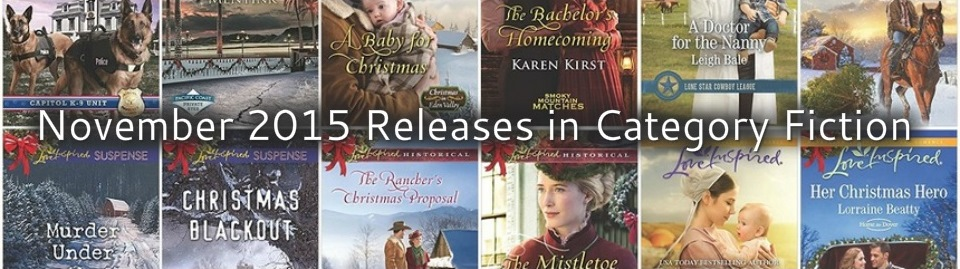 November 2015 Releases in Category Fiction