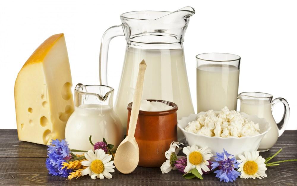 похудеть на молочных продуктах