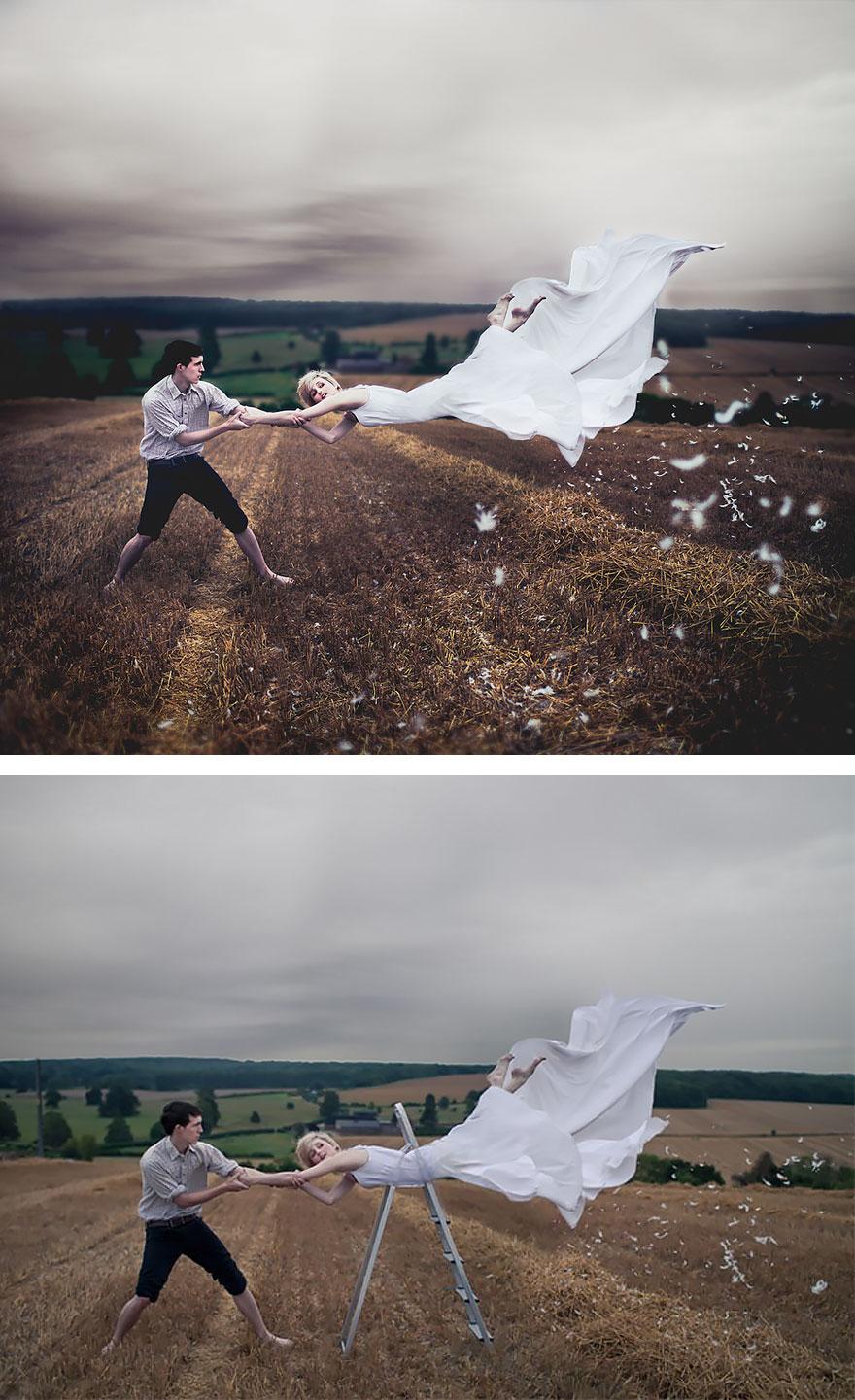 Как сделать эффектное фото