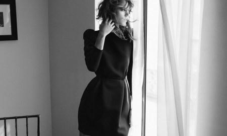 Zara Fall-Winter 2012-2013 - Freja Beha Erichsen (6)