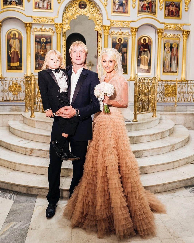 Свадьба Яны Рудковской и Евгения Плющенко (фото) Конферансье 161