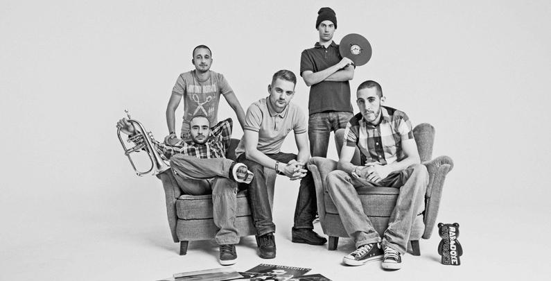 Soundcast 002 – Exodarap Crew (Jean Jass – Raf – Eskondo)
