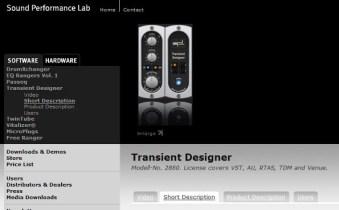 SPL Transient Designer plugin review