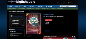 Review: Big Fish Audio Vintage Strings