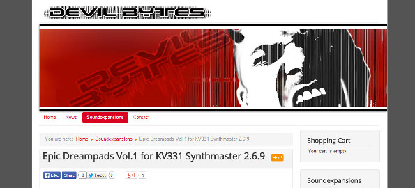 Review: Devilbytes Epic Dreampads Vol 1 for SynthMaster 2.6