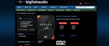Big Fish Friday: Apollo – Cinematic Guitars from Vir2