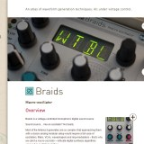 Going Modular: Episode #5 – Mutable Instruments Braids Macro Oscillator