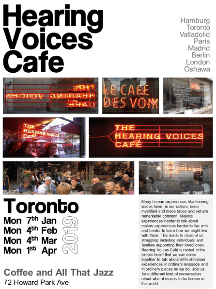 Hearing Voices Cafe