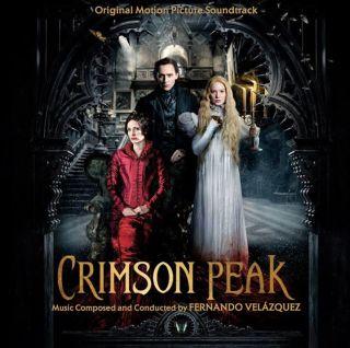 Crimson Peak Song - Crimson Peak Music - Crimson Peak Soundtrack - Crimson Peak Score