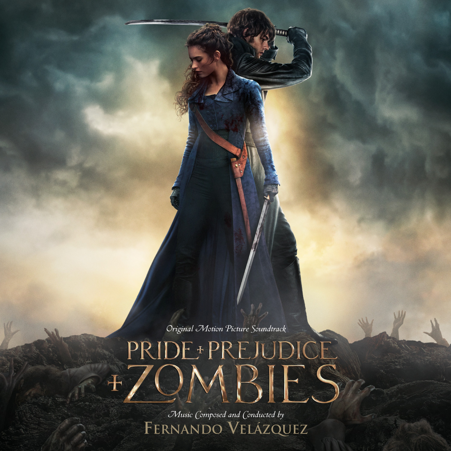 pride and prejudice and zombies movie soundtrack