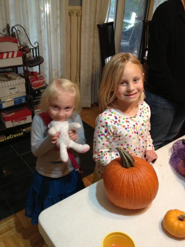 Kallie and Bella