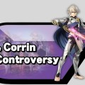 Corrin controversy alt