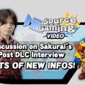 Discussion on Sakurai's Post DLC interview