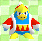 King Dedede from Kirby 64: The Crystal Shards.