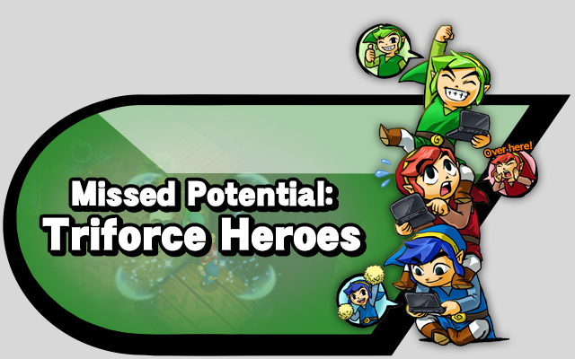 Missed Potential Triforce heroes
