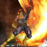 The man who runs at the speed of sound, Captain Falcon! Is this a new move?