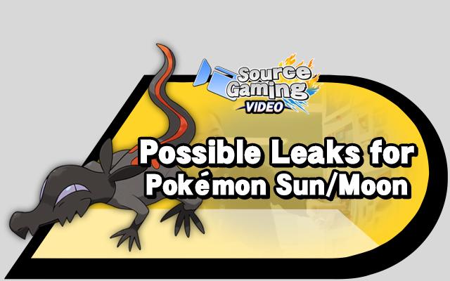 Possible Leaks