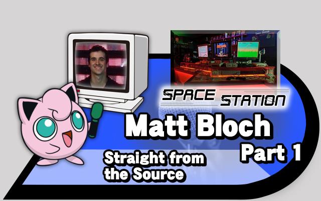 Matt Bloch Part 1