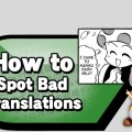 how to spot bad translations