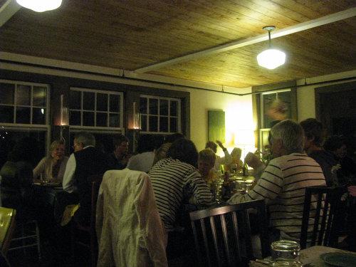 Dinner at Nebo Lodge Inn & Restaurant