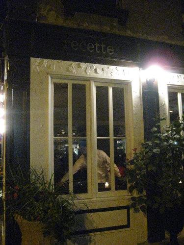 Recette in the West Village