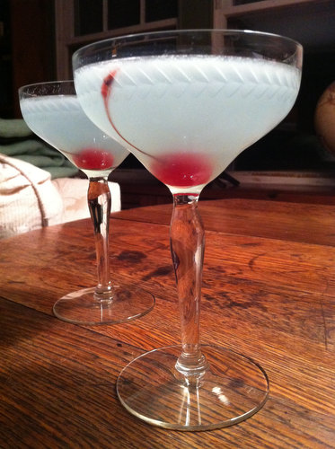 Friday Night Cocktails: Aviations