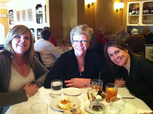 Lunch at Tarry Lodge in Port Chester