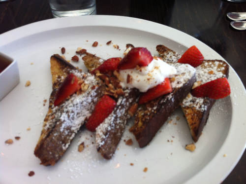 Brunch at Barcel: We Go For the Sweet Stuff