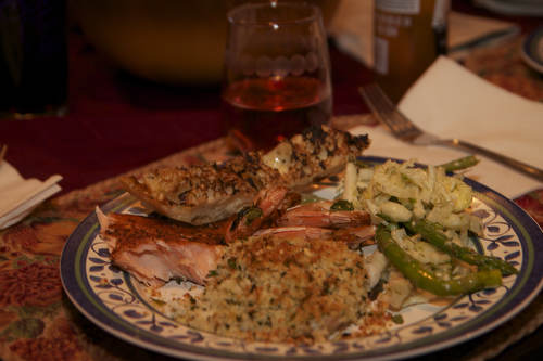 Good Friday Supper: Fish Three Ways