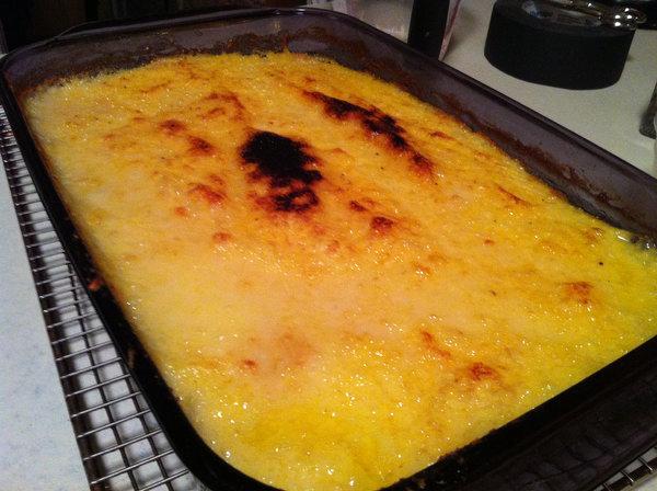 Recipe: Baked Polenta